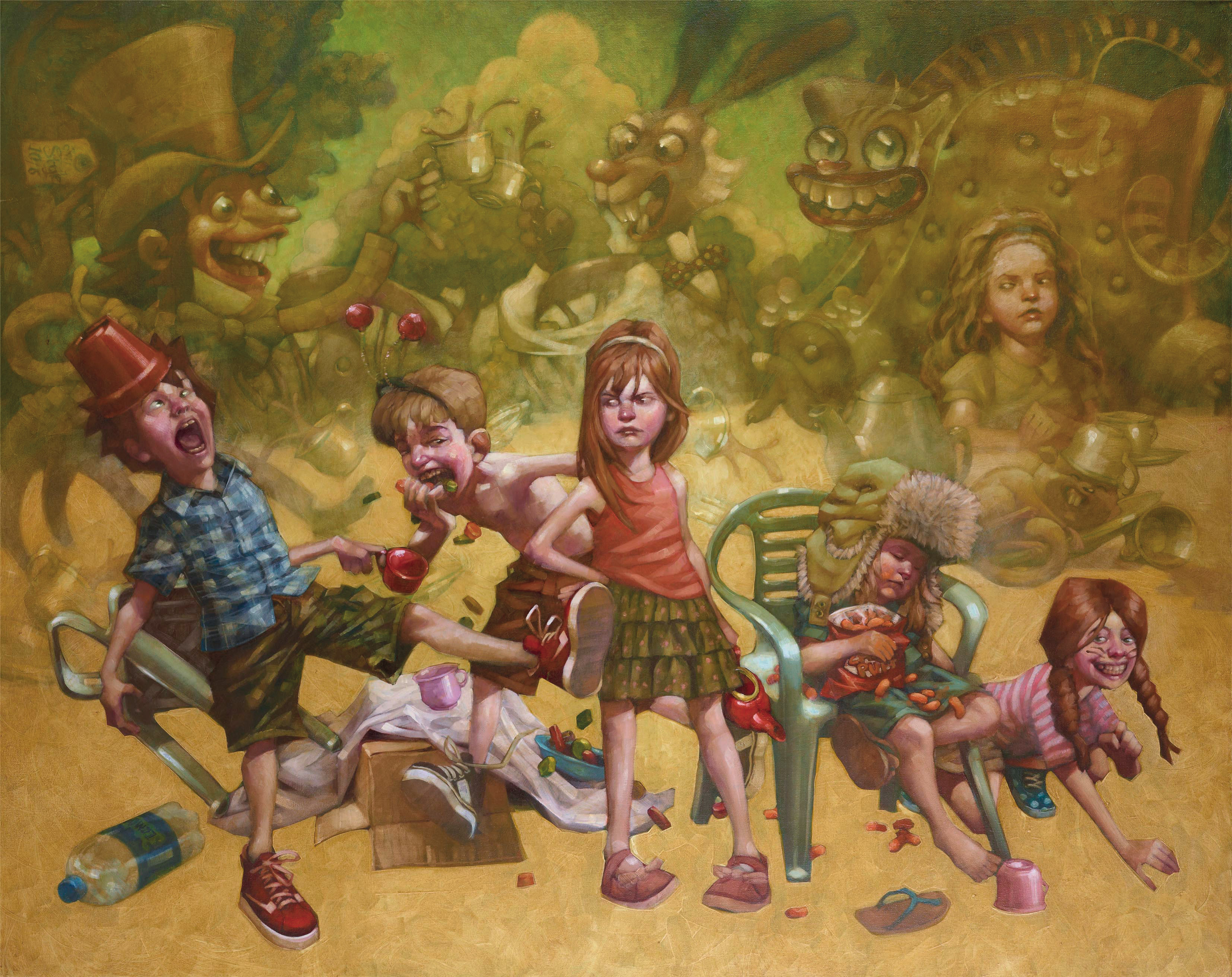 Were All Mad Here, Im Mad, Youre Mad by Craig Davison