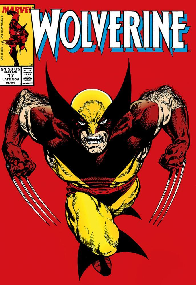 Comic Book Cover Art For Sale ~ Wolverine by stan lee marvel comics price sold out
