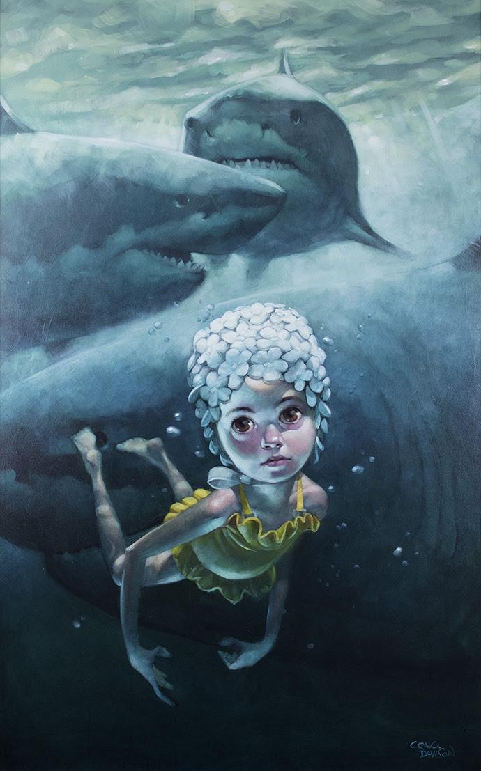 Worse Things Happen At Sea by Craig Davison