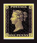 Penny Black - Yellow