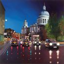 St Pauls Moonlight