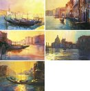 The Venetian Quartet Portfolio & Free LE Print