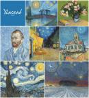 The Vincent Collection of 7 Framed Images by John Myatt
