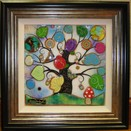 Tree of Harmony Small Square I