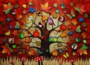 Tree Of Life - Autumn