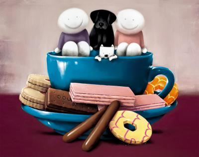 A cup of Love by Doug Hyde