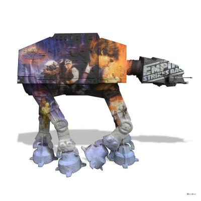 At At - Large by Monica Vincent