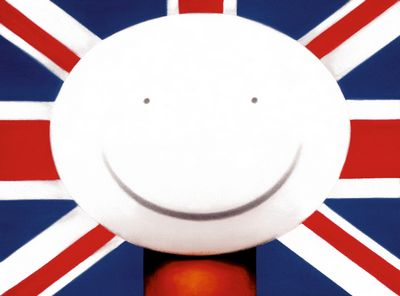 Best Of British (Box Canvas)