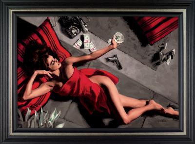 Blackmailer- Canvas