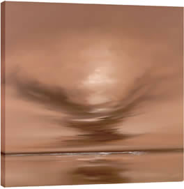 Cocoa Skies I