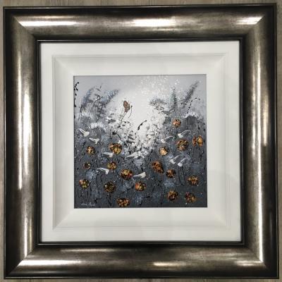Dusk Flowers II
