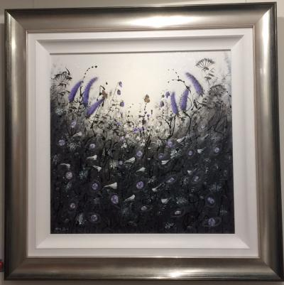 Dusk Flowers IV