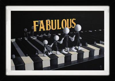 Fabulous - High Gloss with 3D Elements