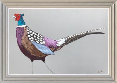Flaunt Those Feathers
