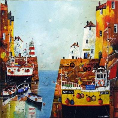 Harbourside Life