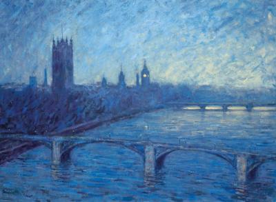 Impressions of London by Alexander Millar