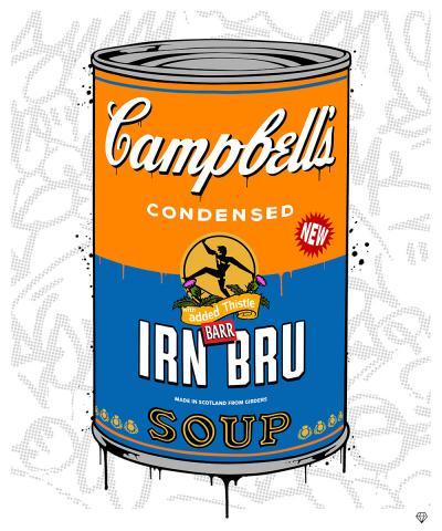 Irn- Bru Soup