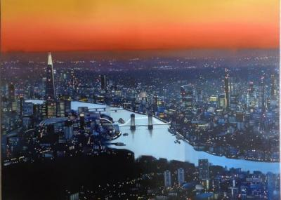 London Lights- Original