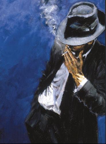 Man In Black Suit - LPEZ876