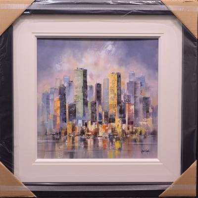 Manhattan Skyline II