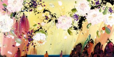 Messengers of Love II by Danielle O'Connor Akiyama