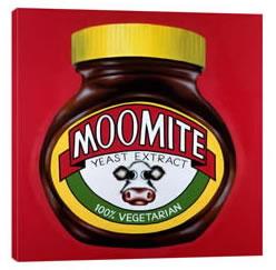 Moomite (Marmite Jar)