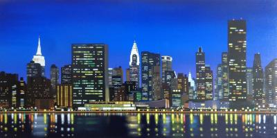 New York Skyline - Original