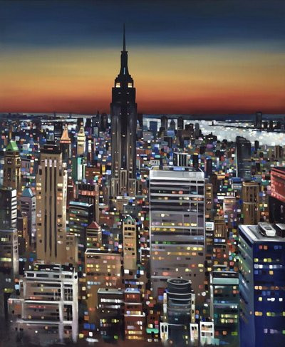 NYC Dreaming