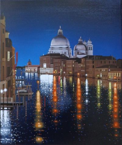 Reflections on the Grand Canal