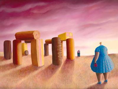 Spongehenge (Stonehenge)