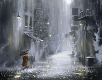 Street Light Stroll