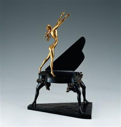 Surrealist Piano