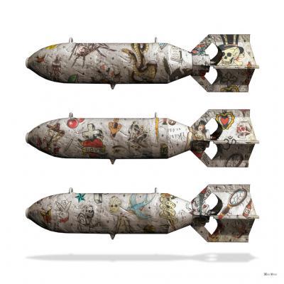 Tattoo Bombs - Small