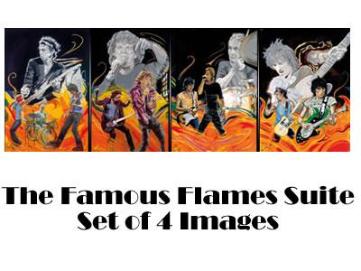 The Famous Flames Suite