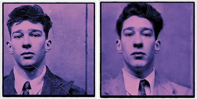 The Krays - Diptych