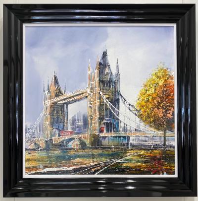 Tower Dreams by Nigel Cooke