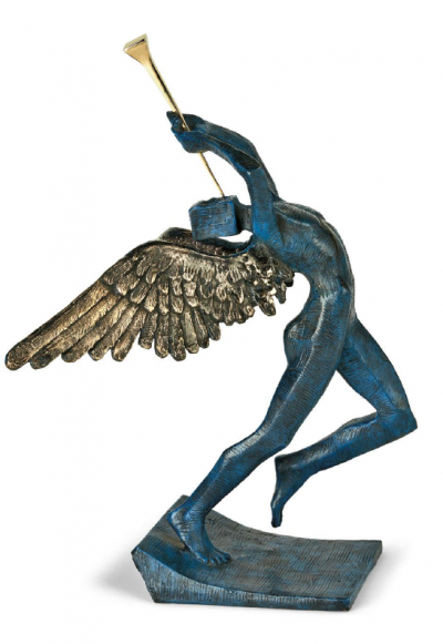 Triumphant Angel
