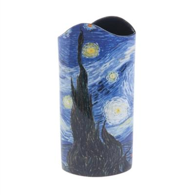 Van Gogh Starry Night - Vase