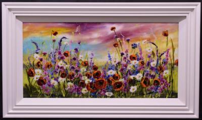 Wildflowers (36 x 18)