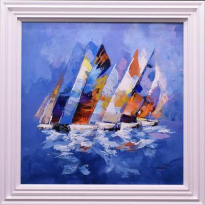 With the Wind in Their Sails II