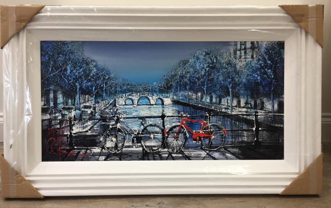 Amsterdam by Nigel Cooke