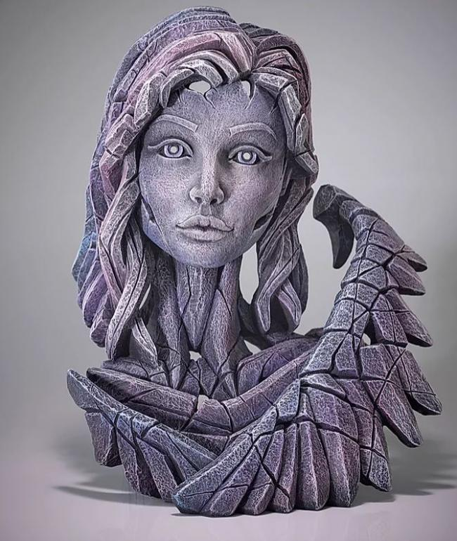 Angel Bust by Edge Sculptures by Matt Buckley