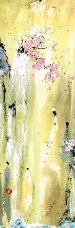 Attainment II by Danielle O'Connor Akiyama