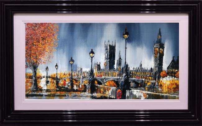 Autumn in London by Simon Wright