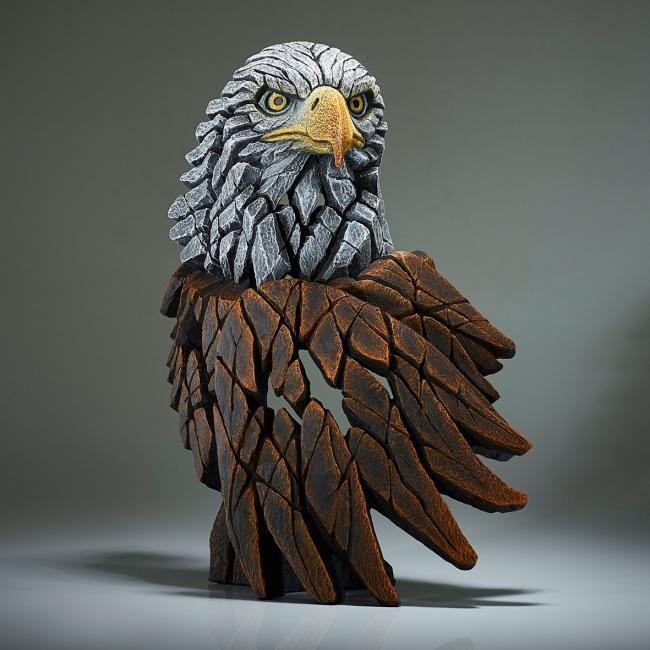 Bald Eagle by Edge Sculptures by Matt Buckley