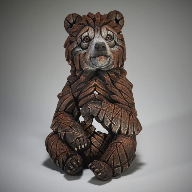 Bear Cub by Edge Sculptures by Matt Buckley