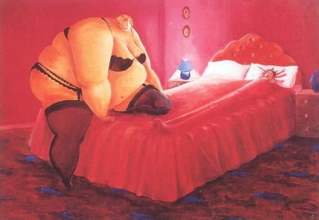 Bed Springs by Sarah Jane Szikora