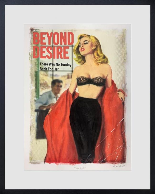 Beyond Desire by Linda Charles