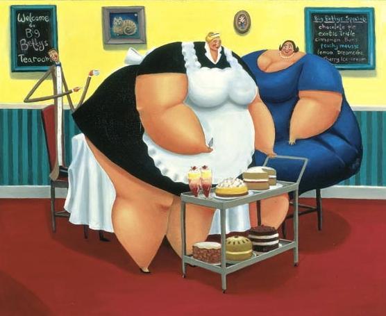Big Bettys by Sarah Jane Szikora