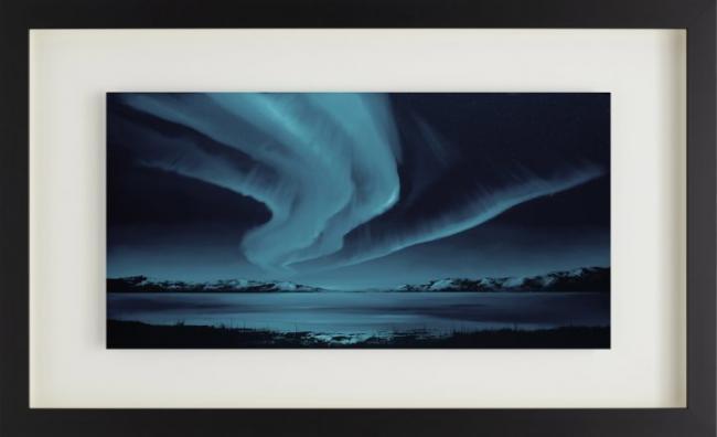 Borealis Blue by Richard Rowan